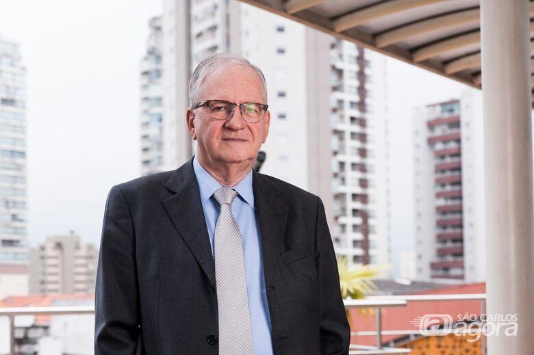 Presidente da Fapesp será homenageado na UFSCar - Crédito: Divulgação