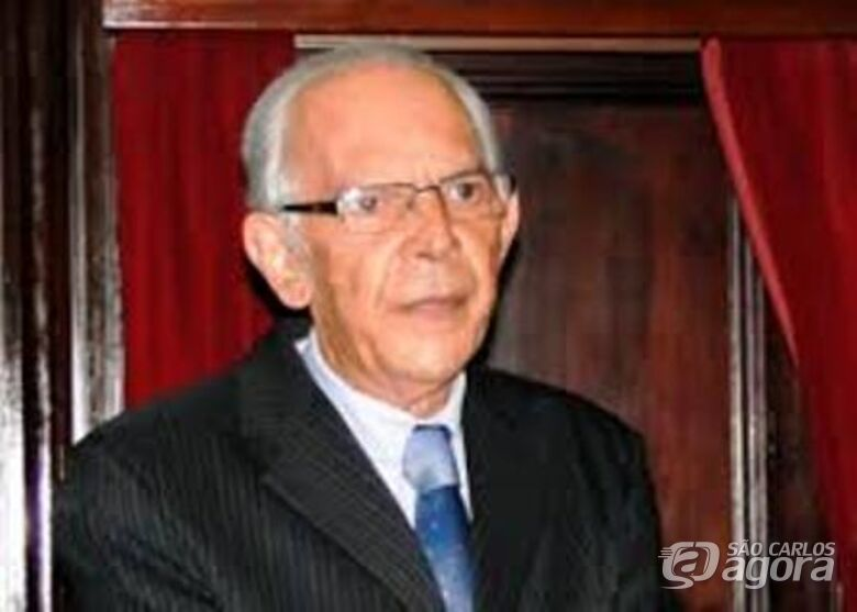 Dr. Elício de Cresci Sobrinho, uma das maiores autoridades do Direito no Brasil - Crédito: Divulgação/FPMSC/Luis Luppi
