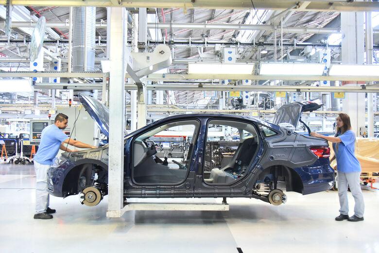 VW abre programa de visitas na fábrica de São Carlos - Crédito: Divulgação