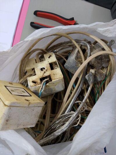 Ladrão é preso após furtar fios elétricos e deixar moradora sem energia - Crédito: Divulgação