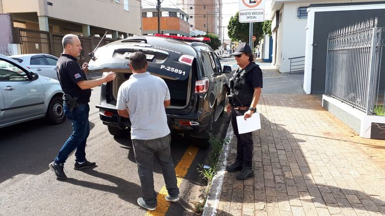"""Três pessoas são presas durante a operação """"Cronos II"""" em São Carlos - Crédito: Divulgação/PC"""