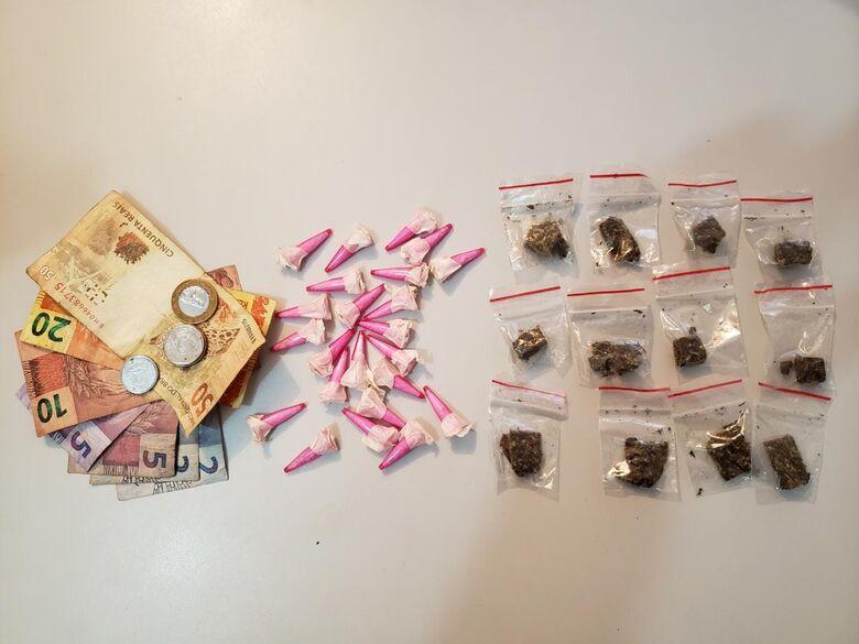 Três são detidos no CDHU durante operação para coibir tráfico de drogas - Crédito: São Carlos Agora