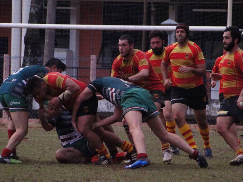 Sábado Santo e luta pela recuperação são os destaques do Paulista B de Rugby - Crédito: Divulgação