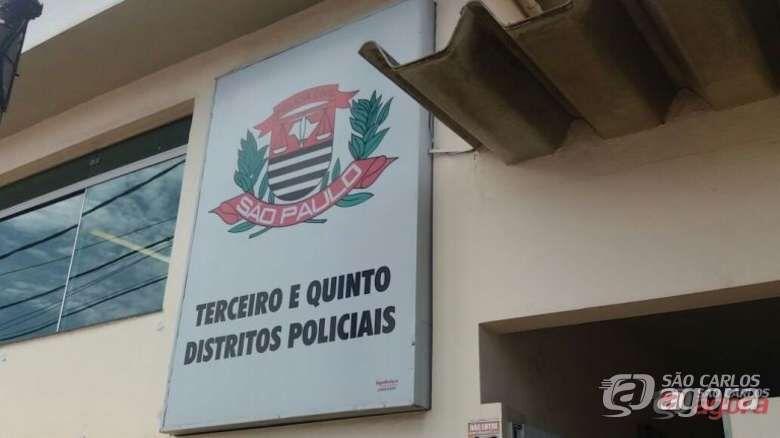 """""""Trombadão"""" ataca idoso no Centro de São Carlos - Crédito: Arquivo SCA"""