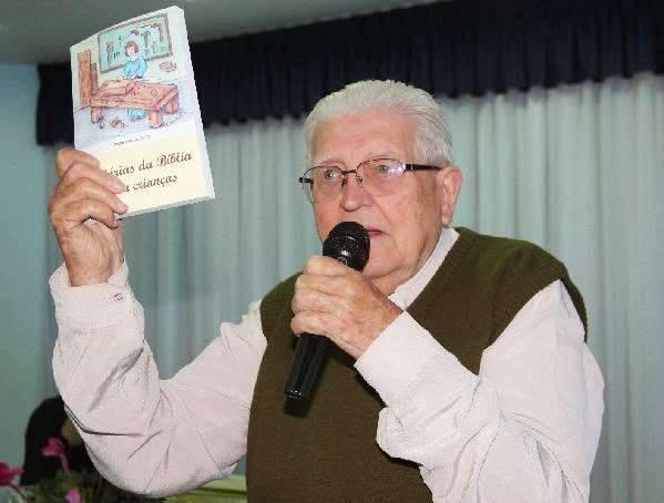 Luiz Cechinato, padre, intelectual e amigo que adotou São Carlos - Crédito: Assessoria de Imprensa da Diocese de São Carlos