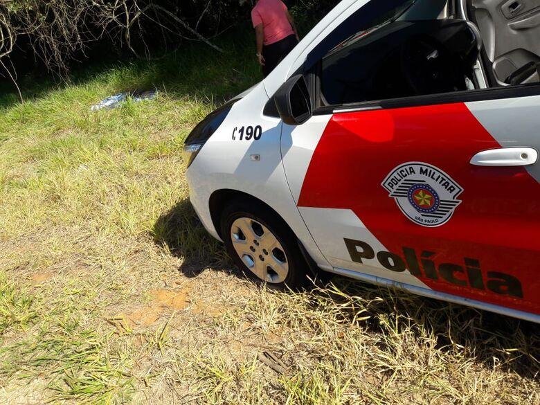 Idoso é encontrado morto na estrada do 29 - Crédito: Maycon Maximino
