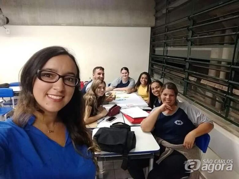 Alunos de Administração da Etec realizam campanha solidária - Crédito: Divulgação