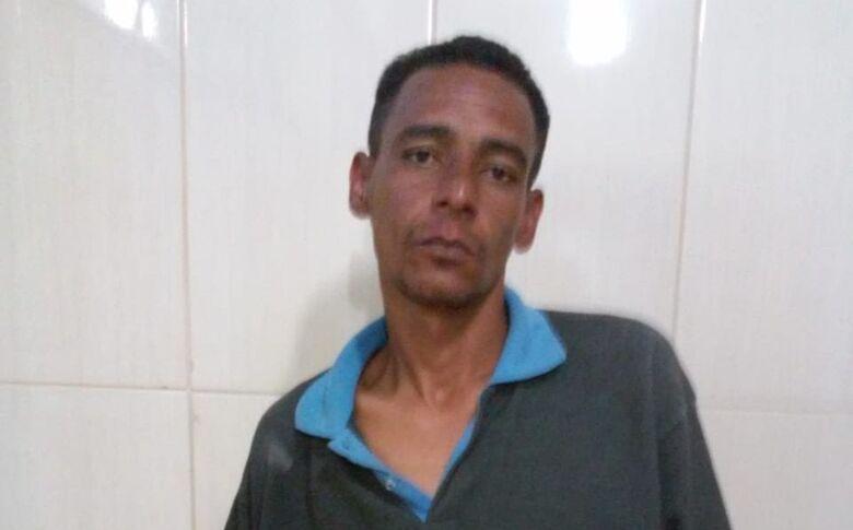 Fugitivo de presídio de Bauru é preso em São Carlos - Crédito: Divulgação/PM