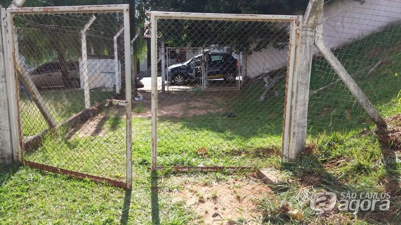 Traficante invade CEMEI para fugir da Guarda Municipal - Crédito: Divulgação/GCM