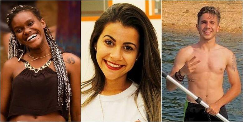 Jovens que morreram a caminho de festa em Itirapina são enterrados - Crédito: Redes Sociais