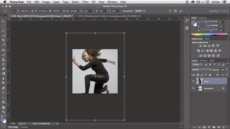 ICMC oferece cursos gratuitos de Photoshop - Crédito: Divulgação