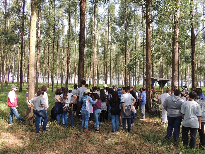 Aplicações da ciência no agro motivam estudantes de escolas públicas de São Carlos - Crédito: Ana Maio