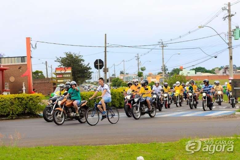 Ato pró-Bolsonaro promete reunir centenas de simpatizantes em São Carlos - Crédito: Arquivo/SCA