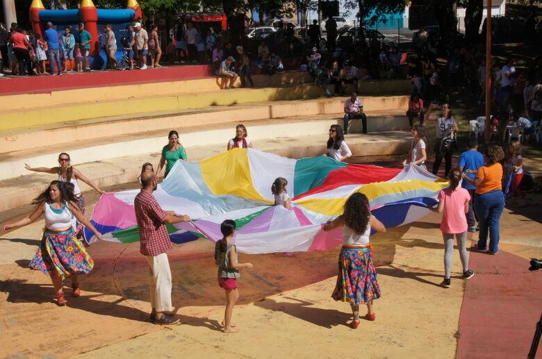 Dia do Brincar será comemorado no Bicão -