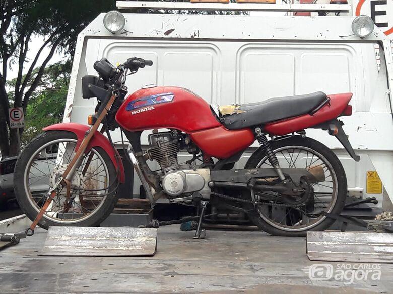Proprietário localiza moto furtada no Antenor Garcia - Crédito: São Carlos Agora