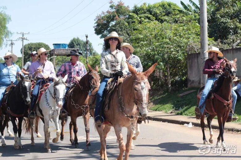 Cavalgada da Babilônia acontece neste domingo - Crédito: Arquivo SCA