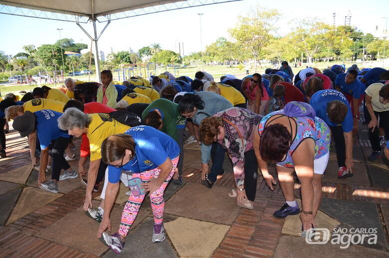 No Dia do Desafio várias atividades acontecem na FESC da Vila Nery - Crédito: Divulgação