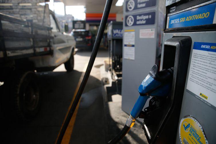 Diesel e gás de cozinha ficam mais caros a partir deste final de semana - Crédito: Agência Brasil