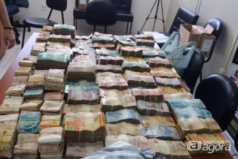 Gaeco e PM fazem operação para prender líderes do PCC - Crédito: Divulgação
