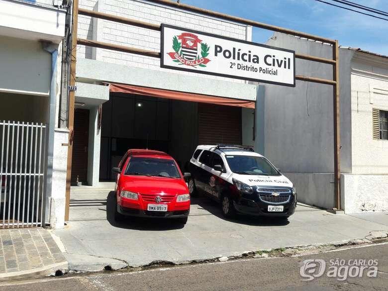 Mulher é assaltada por motoqueiro no Cruzeiro do Sul - Crédito: Divulgação
