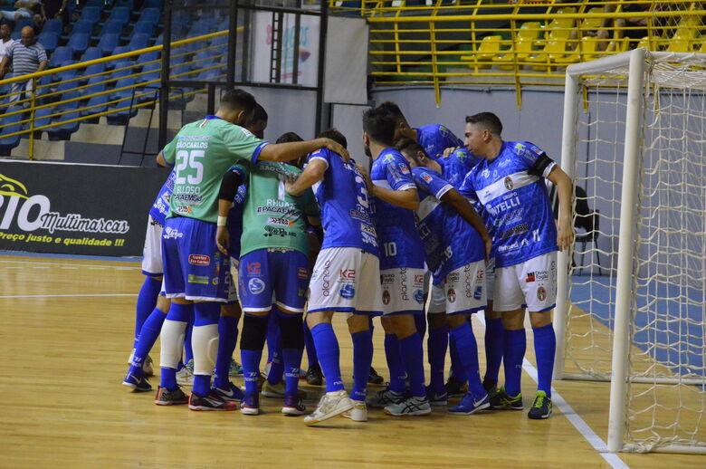 Líder da Copa Paulista, São Carlos encara o São Caetano em casa - Crédito: Maicon Reis