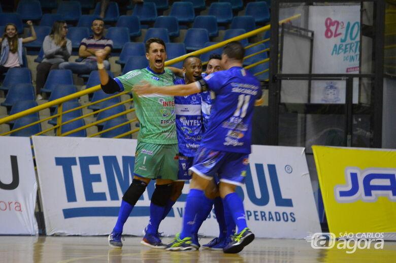 Com entrada gratuita, São Carlos recebe o Taubaté pela Copa Paulista - Crédito: Maicon Reis
