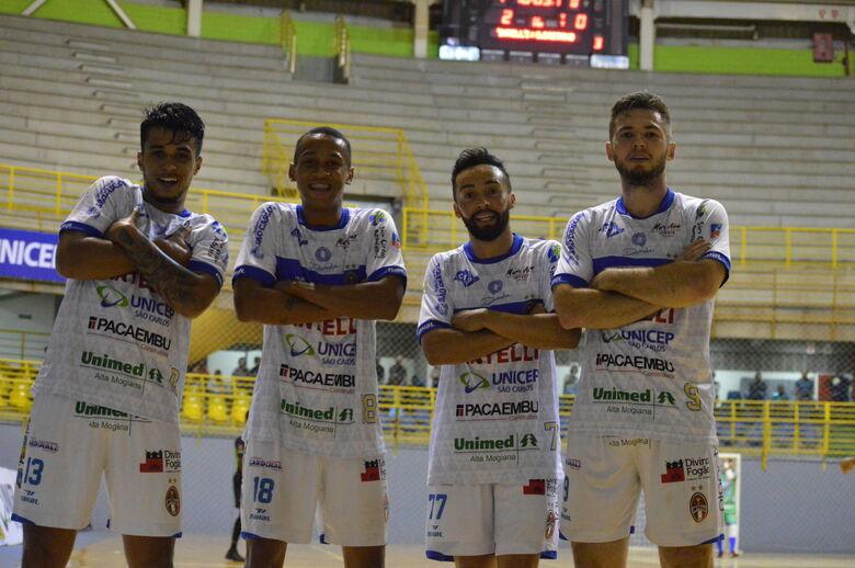São Carlos goleia São Caetano e segue na liderança da Copa Paulista - Crédito: Maicon Reis