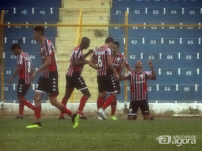 Após fazer 2 a 0, São Carlos leva virada no Luisão - Crédito: Marcos Escrivani