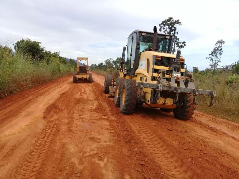 Conservação das estradas rurais passará a ser responsabilidade da Secretaria Municipal de Agricultura - Crédito: Divulgação