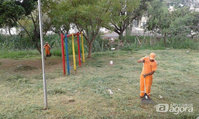 Malabim tem reivindicações atendidas e espaços públicos do parque delta passam por mutirão de limpeza - Crédito: Divulgação