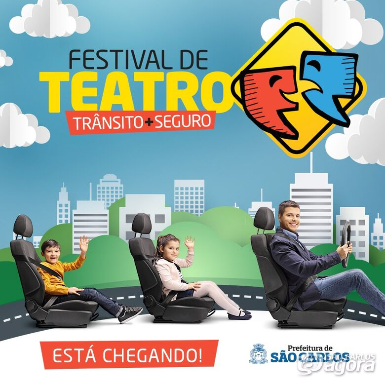Inscrições para Festival de Teatro Trânsito Mais Seguro estão abertas -