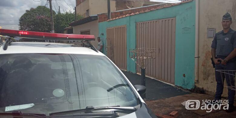 Filho é preso acusado de matar a própria mãe em cidade da região - Crédito: X-Tudo Ribeirão