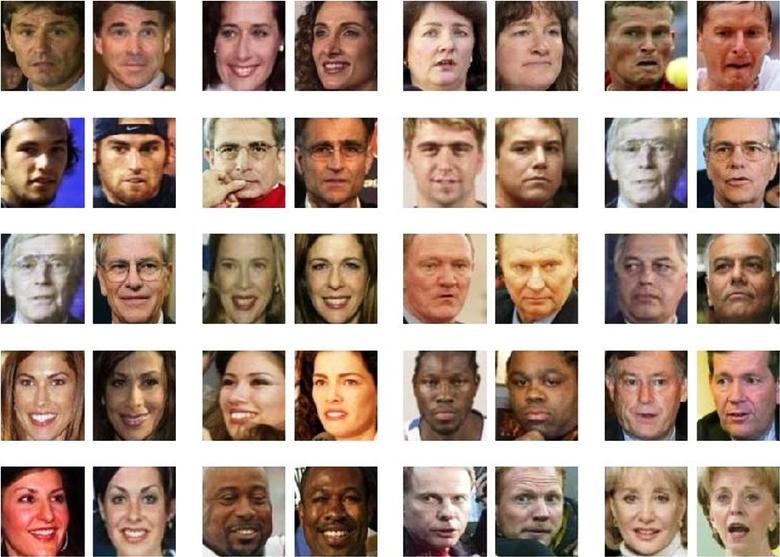 Em São Carlos, pesquisador desenvolve técnicas mais eficientes de reconhecimento facial - Crédito: Adaptação de Alex Affonso