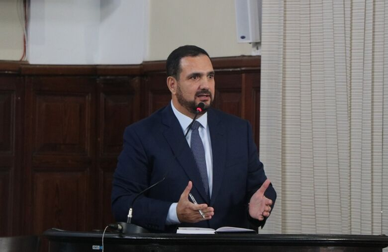 Julio Cesar participa de audiência pública e critica falta de gestão no atendimento básico - Crédito: Divulgação