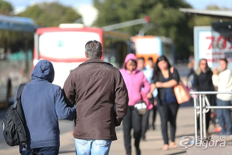 Temperatura cai nesta quarta-feira; confira a previsão - Crédito: Agência Brasil