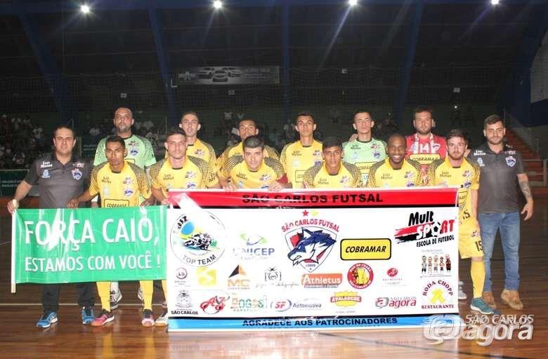 Taça EPTV entra no mata-mata e São Carlos Futsal faz clássico regional contra Araraquara - Crédito: Divulgação