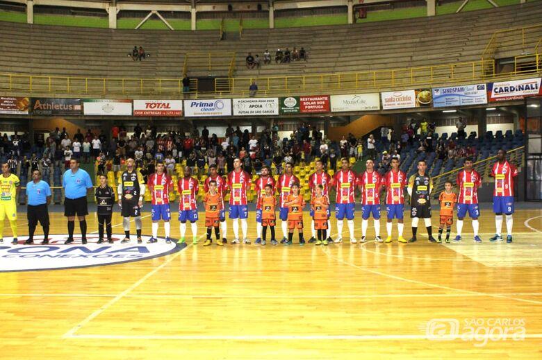São Carlos Futsal quer fazer história, despachar Rio Claro e ir à final da Taça EPTV - Crédito: Joyce Fotografias