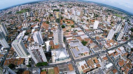 São Carlos será polo de desenvolvimento econômico com pacote de benefícios setoriais para a indústria - Crédito: Foto Owl Drones