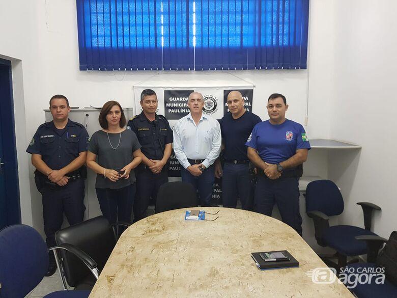 SSP de São Carlos trabalha no processo de armamento da Guarda Municipal -