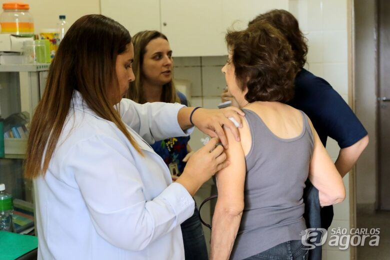 Gripe já matou 99 pessoas no Brasil; vacinação segue até 31 de maio - Crédito: Agência Brasil