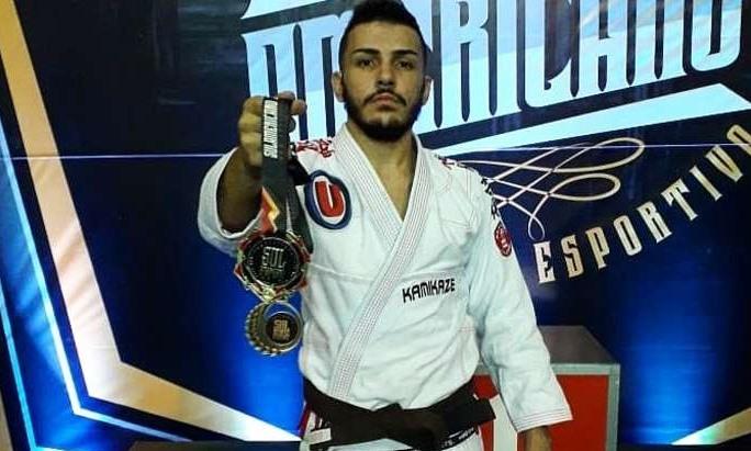 São-carlense conquista duas medalhas de ouro no Sul-Americano de Jiu-Jitsu - Crédito: Divulgação
