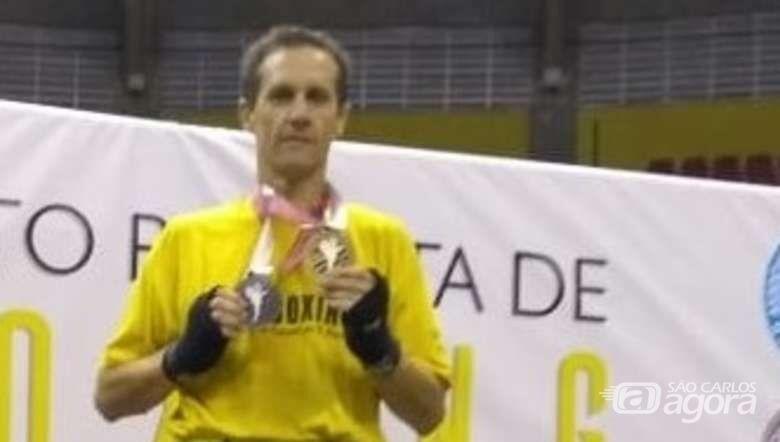 Atleta são-carlense garante vaga para o Campeonato Brasileiro - Crédito: Divulgação