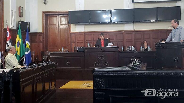 Prioridades da Prefeitura são debatidas em audiência pública - Crédito: Divulgação