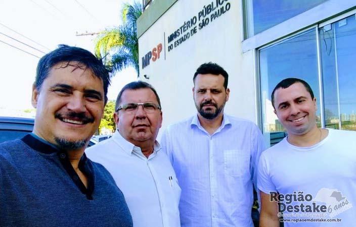 MP investiga aumento salarial de autoridades políticas - Crédito: Divulgação