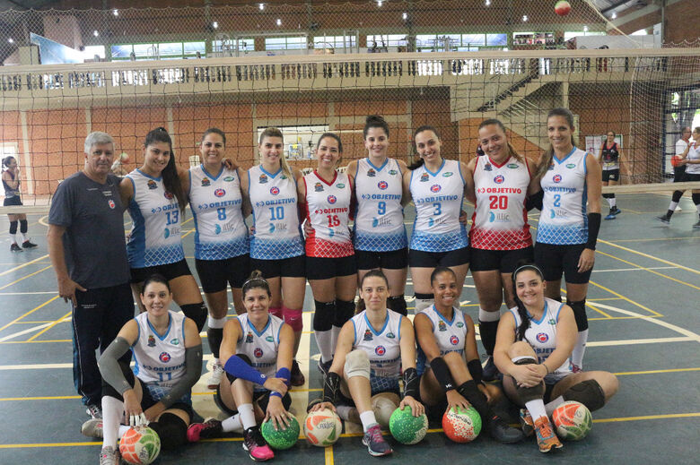 Objetivo/Smec/InHouse tem jogo decisivo em Ribeirão Preto - Crédito: Marcos Escrivani