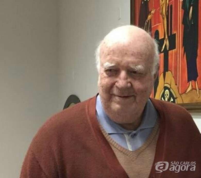 Padre Tombolato deve receber alta médica nesta sexta-feira - Crédito: Divulgação