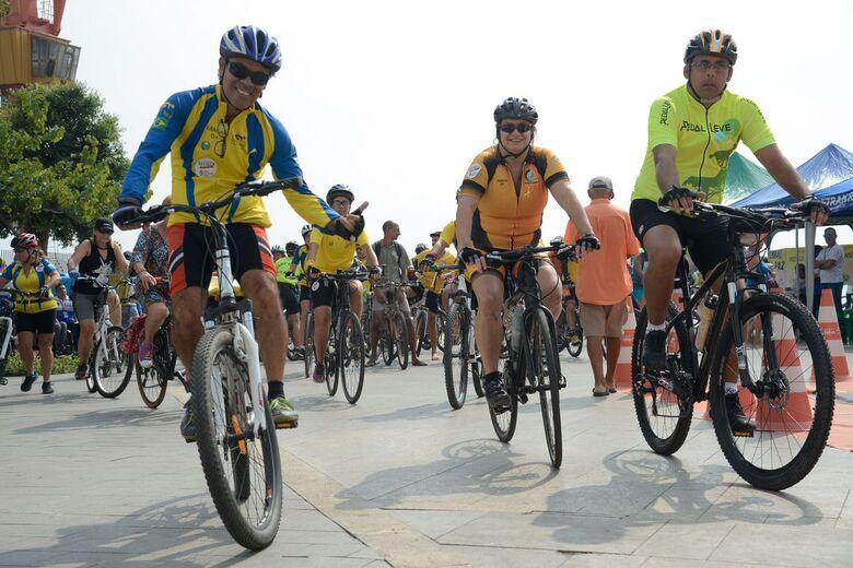 Iguatemi realiza mais um encontro de pedal nesta terça (21) - Crédito: Agência Brasil