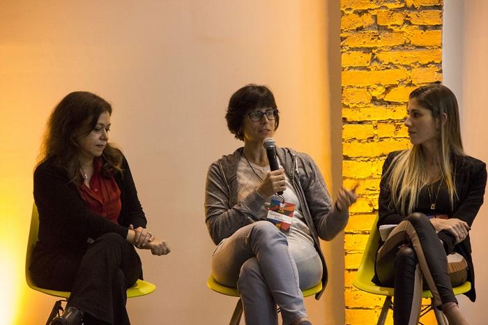 Público do Pint pergunta em São Carlos que área do agro tem potencial para startups - Crédito: Edilson Fragalle