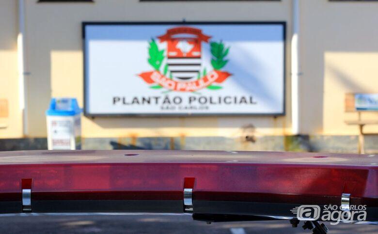 Jovem é assaltada em ponto de ônibus da Praça Santa Cruz - Crédito: Arquivo/SCA