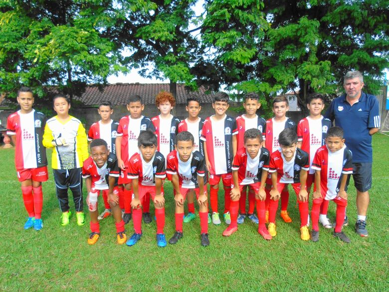 Com bom desempenho, Salesianos consegue grande vitória no sub11 - Crédito: Divulgação